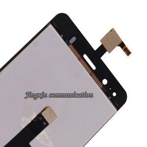 Image 3 - 4.5 inch Originele Voor BQ Aquaris M4.5 lcd scherm + touch screen componenten vervangen met m4.5 glazen scherm reparatie onderdelen + gereedschap