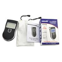 2014 New Patent Portable Digital Mini Breath Alcohol Tester Wholesales A Breathalyzer Test With 10 Mouthpiece