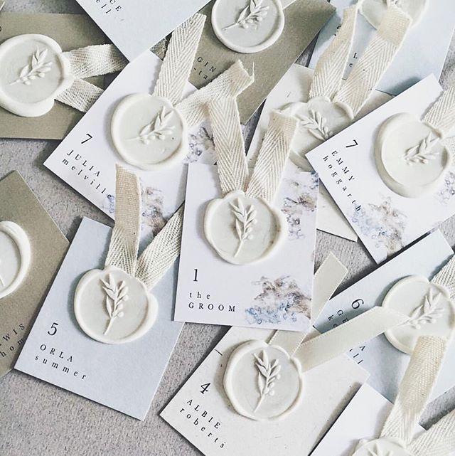 Eucalipto selo de cera adesivo sitckers