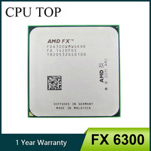 AMD FX 6300 AM3+ 3.5GHz 8MB CPU processor FX serial shipping free scrattered pieces FX-6300(China)