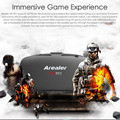 Arealer VR SKY All-in-one VR Box Virtual Reality 3D Glasses 1080p TFT Display Screen VR Headset 100 FOV Supports 70Hz FPS w/USB