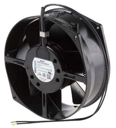 W2S130-AA03-21 Brand New Original German Ebmpapst 230V 45W Full Metal High Temperature Resistant Fan