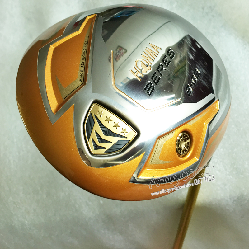 Cooyute Yeni Golf Klubları Honma S-03 4 ulduzlu klublar Golf - Qolf - Fotoqrafiya 2