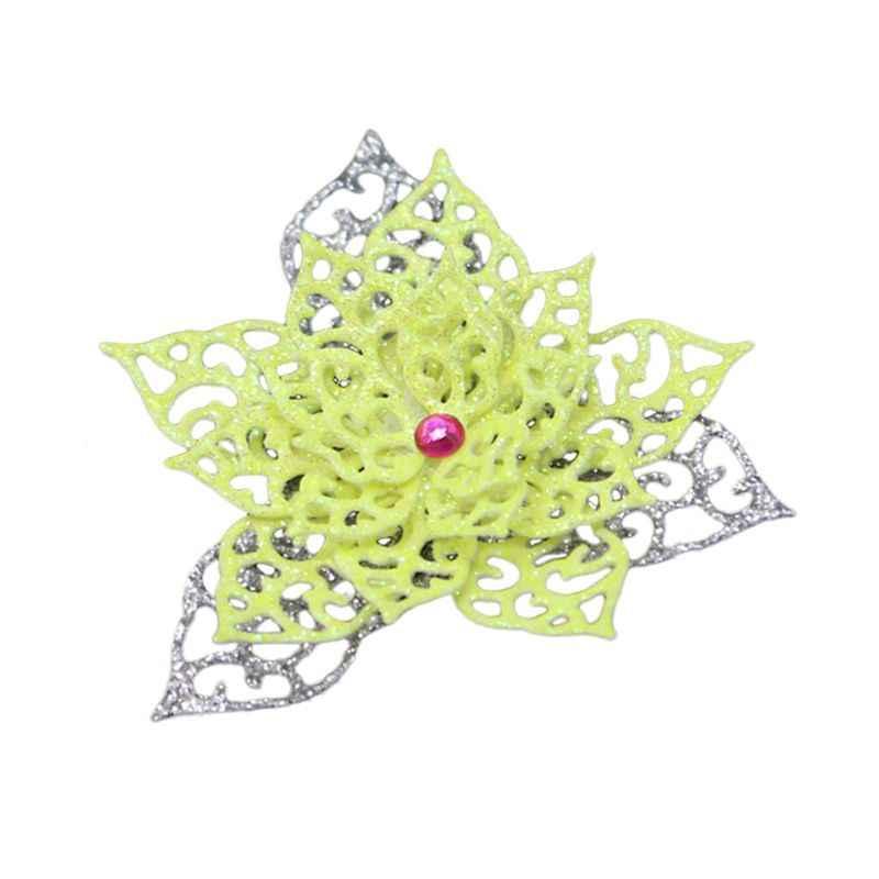 3D פרח מתכת חיתוך מת סטנסיל DIY רעיונות גלרית חותמת נייר כרטיס הבלטות קרפט דקור W229