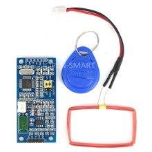 OPEN-SMART 125K Serial UART RFID Card Reader EM4100 ID Reader Module for Arduino