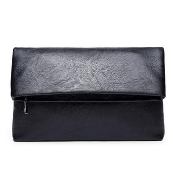 2020 New Arrival High Quality Leather Mens Clutch Wallet Brand Men Purse Big Capacity Black Leather