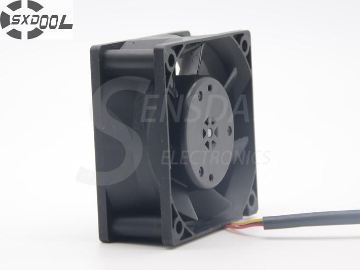 SXDOOL MMF-06D24DM RC4 инверторный вентилятор 6025 60 m 6 см 24 V 0.05A Сервер вентилятор охлаждения