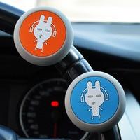 IZTOSS Moda Simples Car Steering Wheel Suicídio Spinner Knob Auxiliar Impulsionador Aid Alça de Controle Universal Car styling Novo
