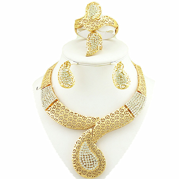 party jewelry bangle necklace earring fashion jewelry costume jewelry