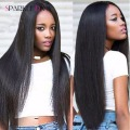 Malaysian Virgin Hair Straight Tissage Bresilienne 5 Bundles Of Virgin Malaysian Hair 10a Grade Virgin Unprocessed Human Hair