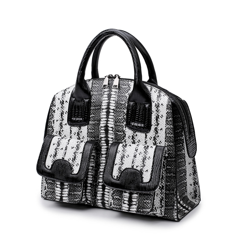 2018 luxury handbags women bags designer brand famous snake ladies shoulder bag larger capacity female messenger bags sac a main phtess luxury plaid handbags women bags designer brand female crossbody shoulder bags for women leather sac a main ladies bag