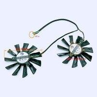 For MSI R9 280X GTX770 GTX780 R9 270X HAWK Mute VGA COOLER 4pin PWM 95mm