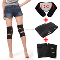 Tourmaline Self Heating Magnetic Therapy Waist & Kneepad Support & Tourmaline Heating Neck Pad Belt Massage Free Shipping