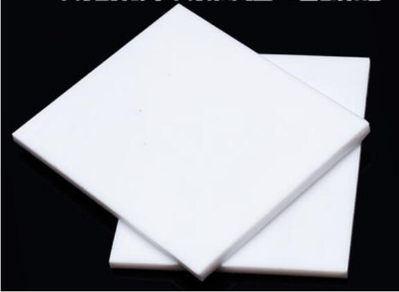 1pcs 100*100mm Thickness: 8mm Teflon F4 PTFE Plate PTFE Board Sheet Plate