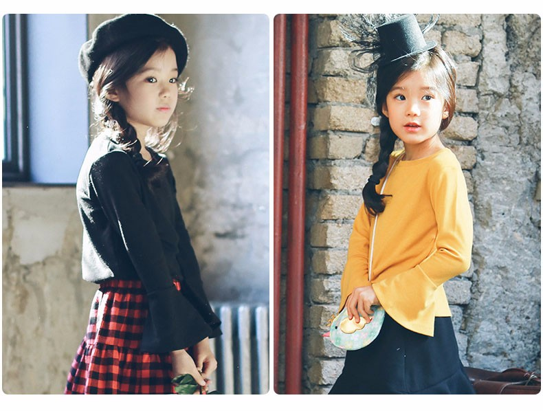 England style long skirts for baby teenage girls red plaid pleated skirt girl 2017 new spring autumn winter children clothing 5 6 7 8 9 10 11 12 13 14 15 16 years old little big teenage girls pleated skirts for kids (10)