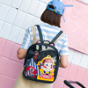 Lovely Cat Ear Leather Backpacks Candy Color Transparent Bag Women Shoulder Bags School Teenage Girls Travel