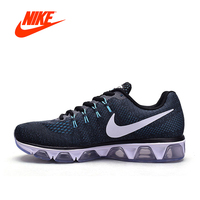 Nike Air Max Boutique Men's Whole Palm Cushioning Mesh Breathable Running Shoes Sneakers Original Official Sports Designer
