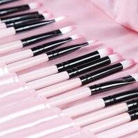 32 Pcs Makeup Brushes Set Cosmetics Brushes Tool Kit Powder Blush Eyebrow Lip Foundation Brushes Professional Makeup Brushes Set