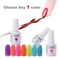 Choose Any 1 Color from Total 220 Colors 15ml Arte Clavo UV Gel Led Gel Nails Art Soak Off Nail Gel Polish