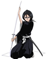 Bleach Rukia Kuchiki Cosplay Sword Free Shipping for Halloween and Christmas