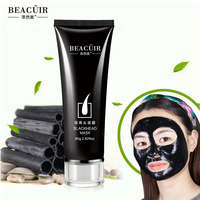 Remove Black Head Purifying Peel Off Blackhead Mask Deep Cleaning Black Mask Acne Effective Comedo Remover