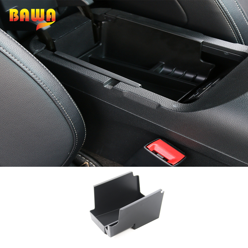 QHCP 1 Pair//2pcs Door Side Storage Box Storage Holder Case for Ford Mustang 2015-2018 Car Pocket Container