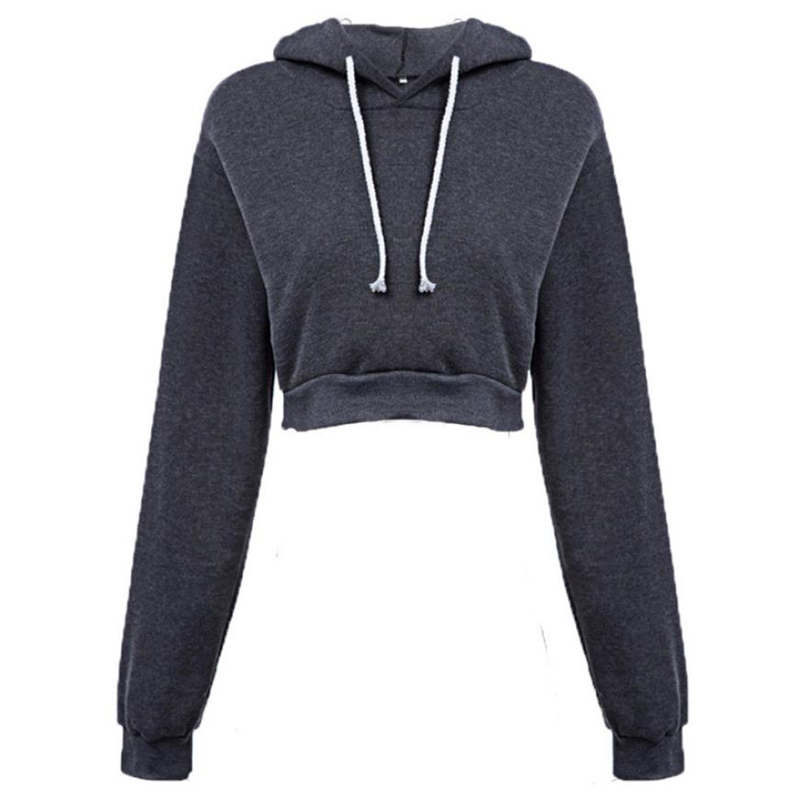 2018 Women Hoodies Sweatshirt Female Long Sleeve Casual Harajuku Winter Hoodie For Women Pullover Sudaderas Mujer S-XL #W