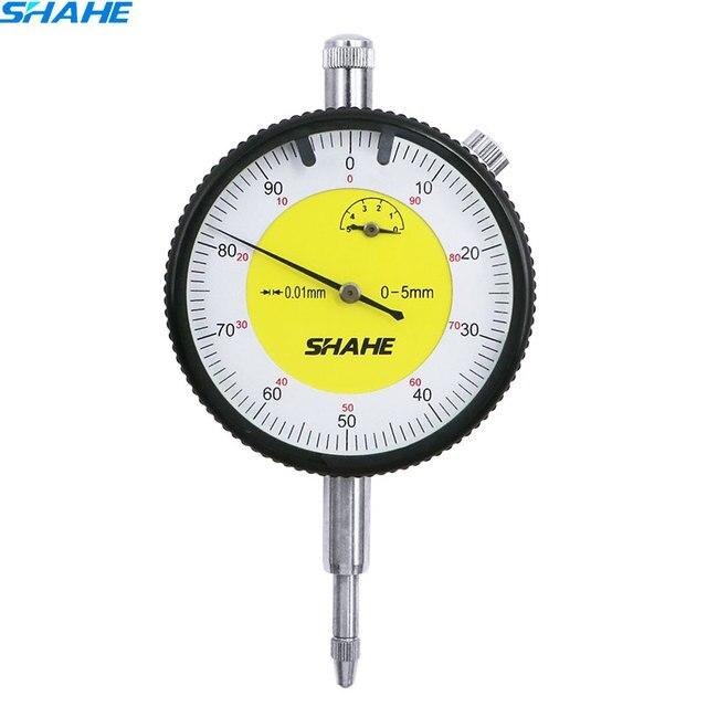 Shahe 0 5 Mm Metric Dial Indicator Dial Gauge 0 01 Mm Dial Indicator 0