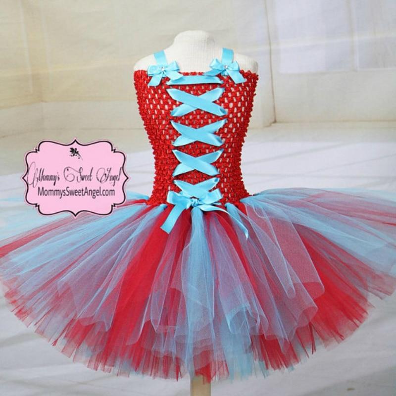 f68085e9b POSH DREAM Princess Sweet Candy Girl Birthday Tutu Dress Child Kids ...