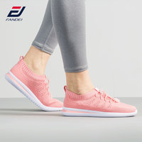 FANDEI SPRING SUMMER Running Shoes For Women Outdoor Walking Jogging Shoes Sock Sneakers Women Breathable Mesh