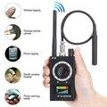 K18 multifunctionele Anti-spy Detector Camera GSM Audio Bug Finder GPS Signaal Lens RF Tracker Detecteren Draadloze producten 1 MHz-6.5 GHz