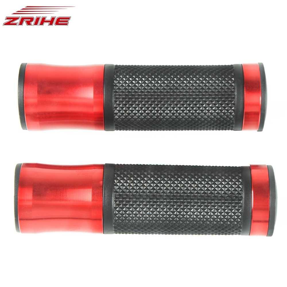 Untuk Honda CBF 600 1000 Sa 1000RR 1100XX CBR 125R 250R 250 MC19 MC22 300R 22 Mm Motor Pegangan Bar grip Gel Aluminium Tangan Grip