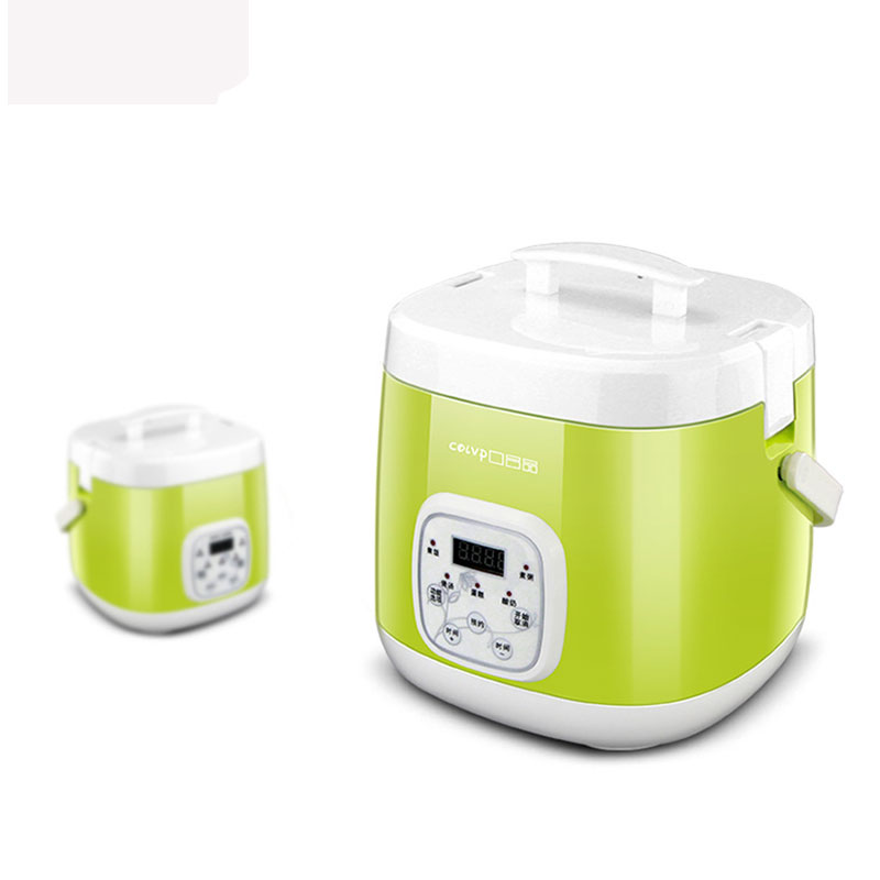 220V KDFB-2040 Intelligent Rice Cooker Mini 2L Rice Cooker New mini electric pressure cooker intelligent timing pressure cooker reservation rice cooker travel stew pot 2l 110v 220v eu us plug