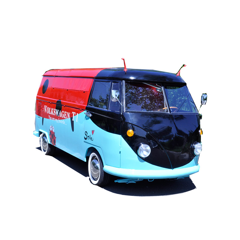 Hot Sale Classic Type Electric Food Cart Mobile Electric Food Truck For Sale