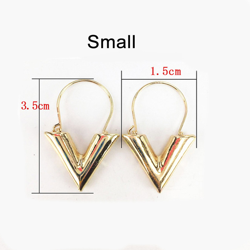earrings geometric diamond susannah from gold image