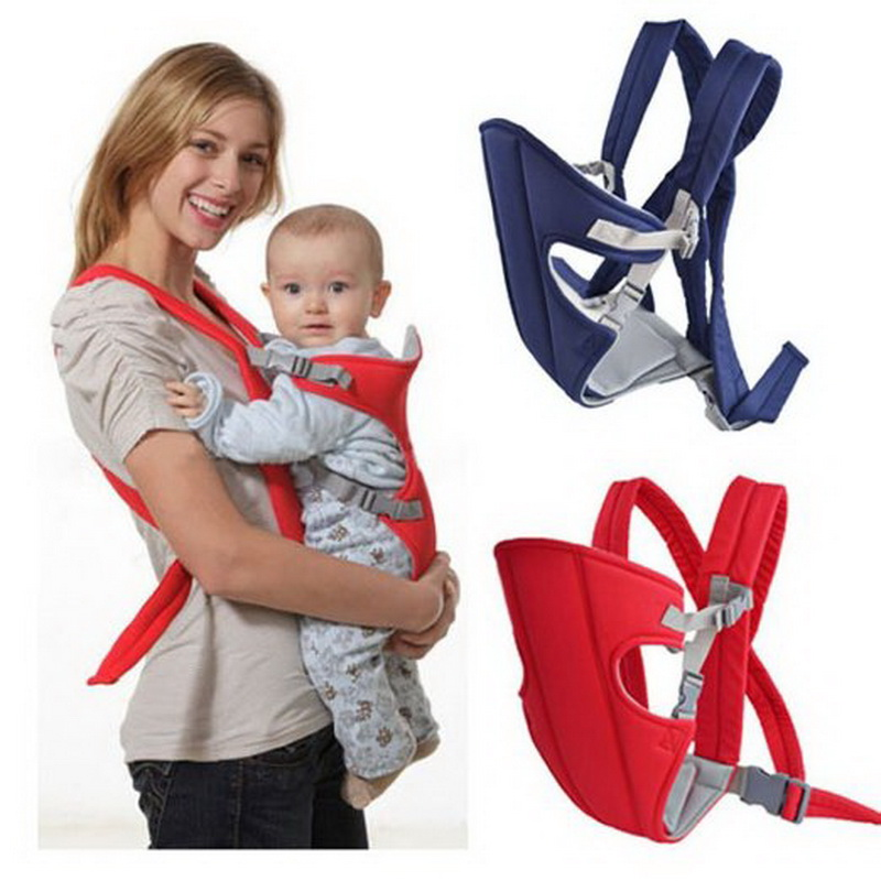 2 30 Months Bearing 20kg Adjustable Infant Baby Carrier
