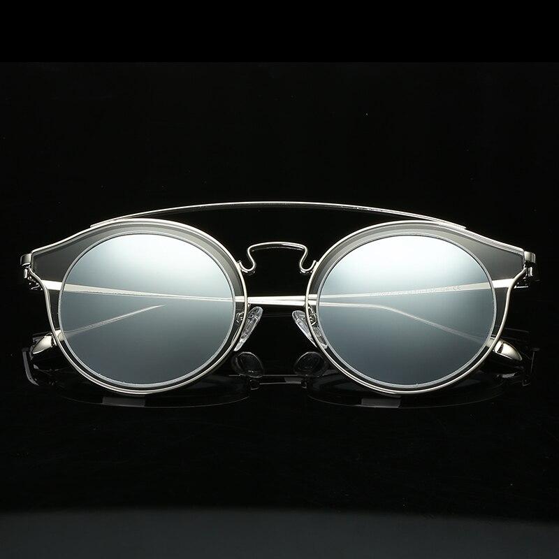 20863dc250 Badtemper Round Tortoise Sunglasses Retro Glasses Women Fashion Sunglasses  Double Nose Bridge Metal Acetate Frame Eyewear Goggle في Badtemper Round  Tortoise ...
