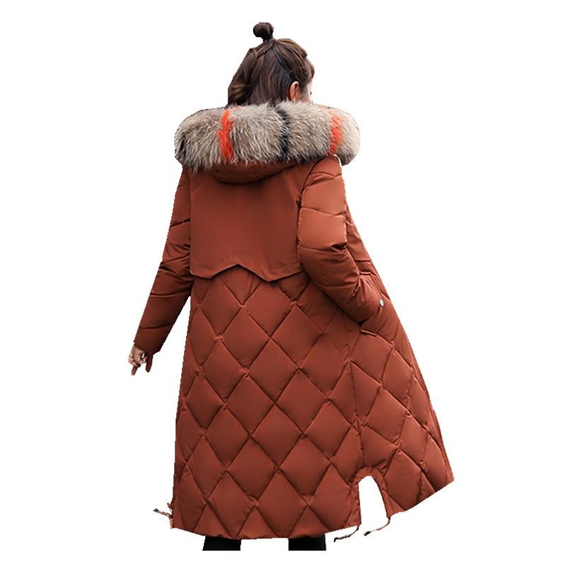 Mujer Invierno Casual Japón Moda Estilo De Chaqueta Parka Capucha APqCZw