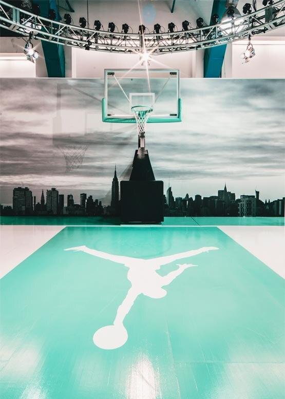 Basketball field photography backdrops vinyl digital cloth print for children sports portrait background  S-1173 10x10ft vinyl custom digital photography background children photography backdrops j 7372
