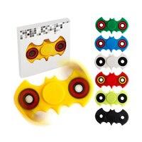 Bat Hand Spinner EDC Fidget Cube Spinner Plastic Fingertips Rotary Gyro Anti Stress Toys For ADHD