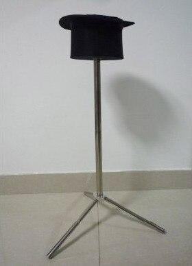Chapeau haut-de-forme pliable Stand-close up tours de magie, tours d'illusion, apprenti magicien d'illusion, accessoires de magie pour magiciens