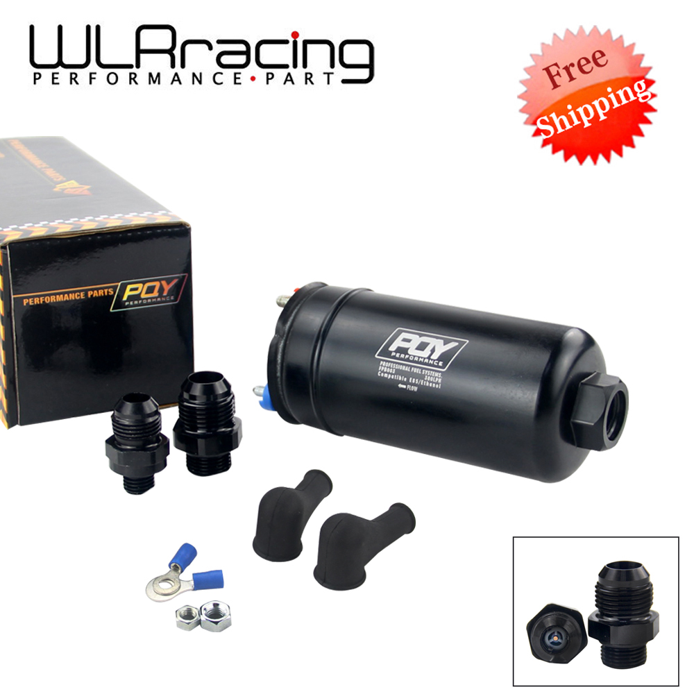 WLRING STORE Free shipping- EFI 380LH 1000HP TOP QUALITY External Fuel Pump E85 Compatible 044 style New WLR-FPB003-QY top pets store 255101