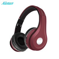 Active Noise Cancelling Wireless Bluetooth Headphones Wired Headset On Ear Headphones with Microphone for Phones/Tablet PC