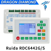 Ruida RDC6442G CO2 лазерный, с обработчиком цифрового сигнала и контроллером для лазерной гравировки и резки RDC 6442 г/локон