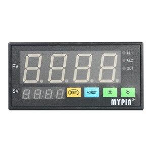 Image 3 - Dijital çok fonksiyonlu LED ekran sensörü ölçer 2 röle Alarm çıkışı ve 0 ~ 10 V/4 ~ 20mA/0 ~ 75mV giriş DA8 IRRB