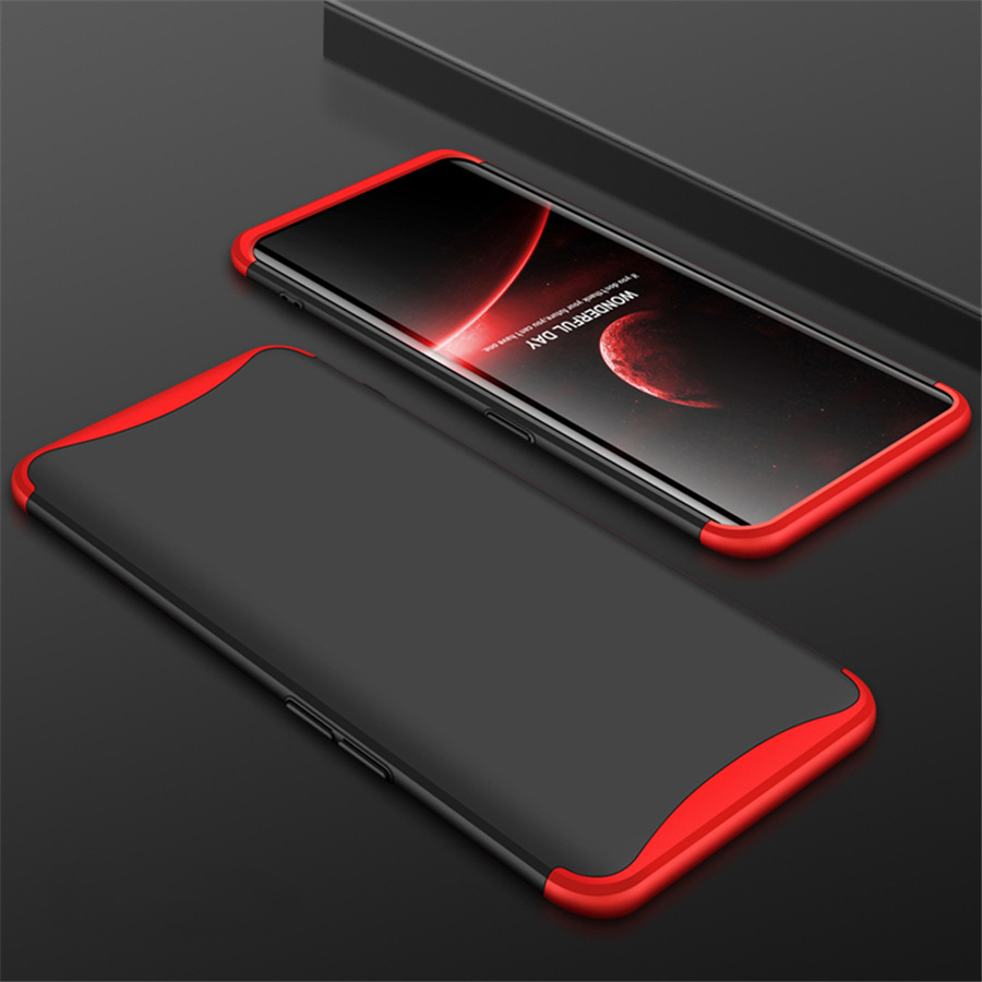 360 Full Protection Case For Samsung A7 2018 A750 J4 Prime J6 Plus Case Luxury Hard PC Shockproof Matte Back Cover Case Coque