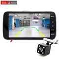 Junsun DVR car camera dash cam recorder automobile DVRs car dvr video recorder Full HD 1080P Dual Lens With rear view camera