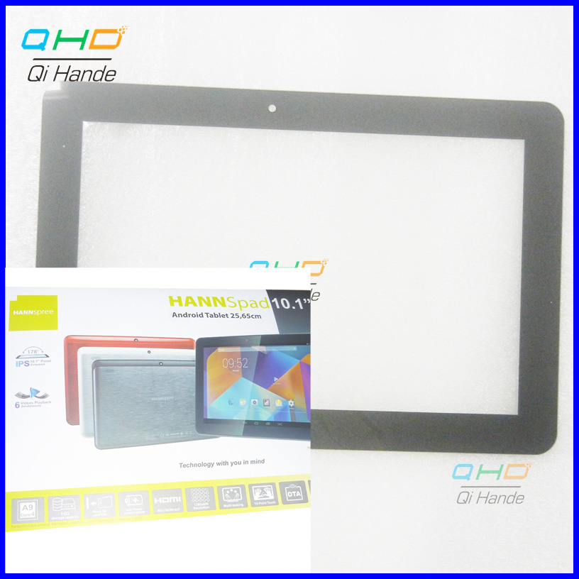 For 10.1 Hannspree Hannspad 10.1 SN1AT74 SN1AT74B SN1AT74B2E HSG1279 Tablet touch screen Panel Digitizer Sensor Replacement