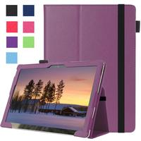 XSKEMP For Microsoft Surface Pro 4 12 3 Inch Tablet Case 360 Degree Rotating Kickstand High