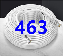 B463 Gigabit Light speed Ethernet Cable RJ45 Cat7 Lan Cable UTP RJ 45 Network Cable for Cat6 Compatible Patch Cord Cable Etherne